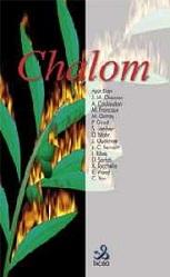 Couverture de Chalom