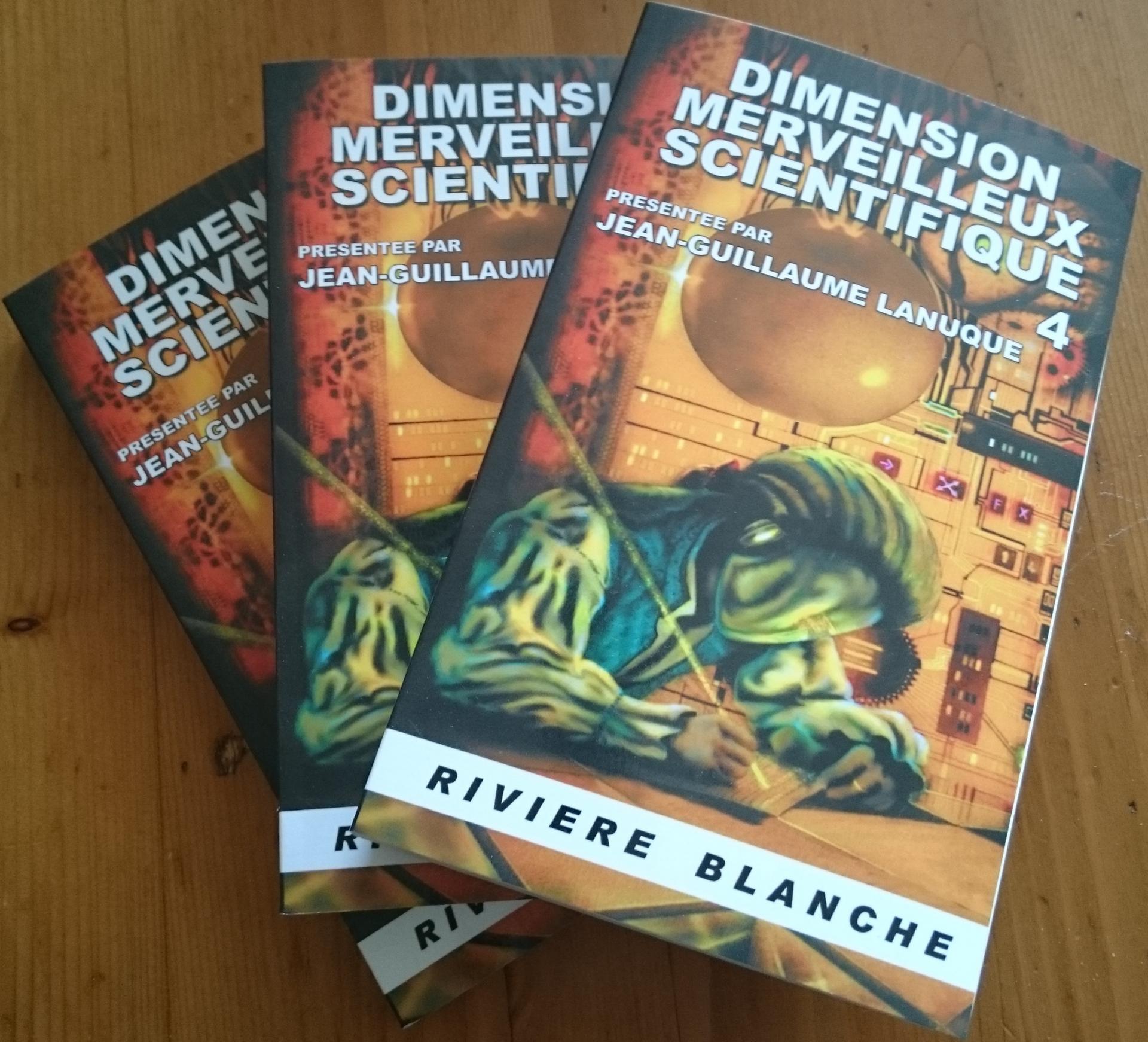 Les livres Dimension merveilleux scientifique 4