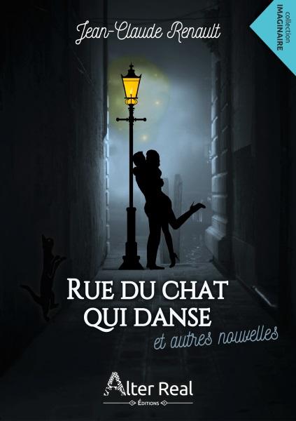 Couverture de Rue du chat qui danse