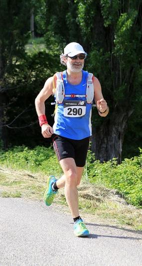 Semi-marathon trail Crest 2015